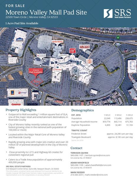 Moreno valley mall   jcp pad %287000 sf%29 1 11 18 page 001 content