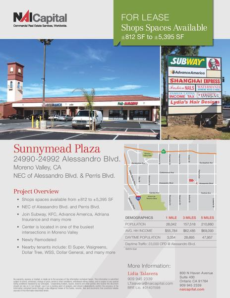 Sunnymead plaza   24990 24992 alessandro blvd lease %28812   5 395 sf%29 3 30 16 page 001 content
