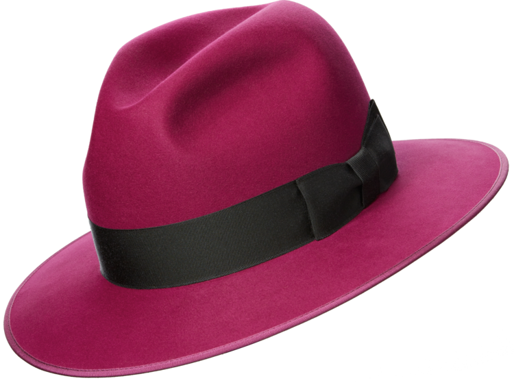 Optimo Hats — Fedora  Custom 60743f023c1