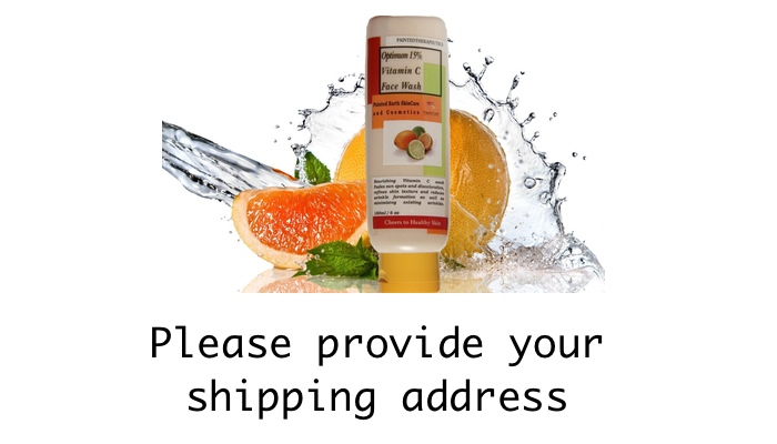 FREE Vitamin C Face Wash Sampl...