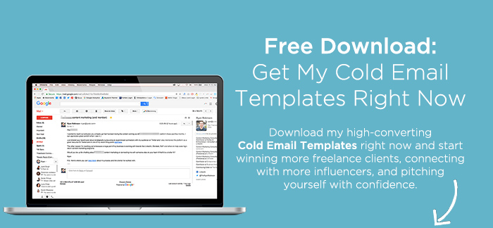 5 Cold Email Templates That Generate $107,500 in Sales (Free Template)