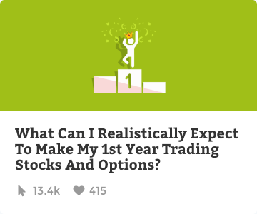 My option trade
