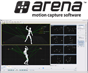 ARENA Motion Capture Software