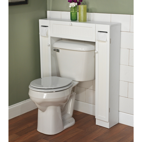 Delicieux Emile Henry   Bathroom Space Saver   White (88001WHT)