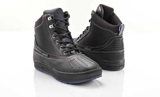 Bedford All-Weather Duck Boots - Black