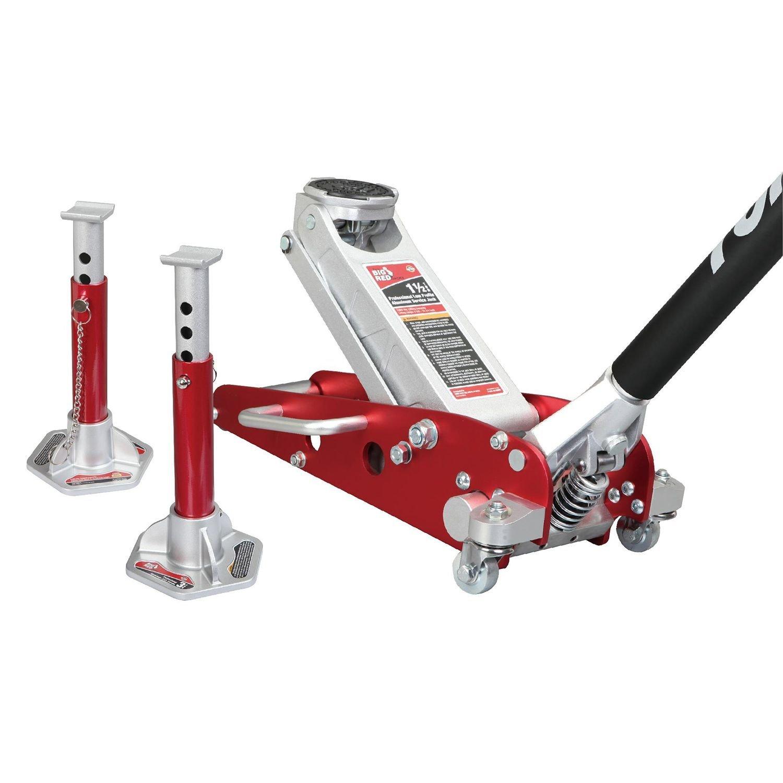 Torin Big Red Jacks Professional Aluminum Jack Set 3 Pieces (T81512)