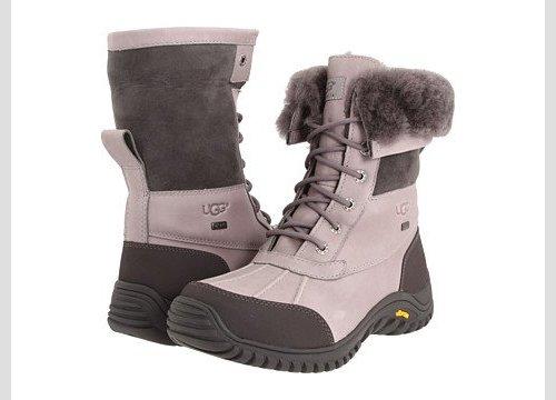... UGG Australia Women's Adirondack Boot II Grey - Size:12 (3052GREY) ...
