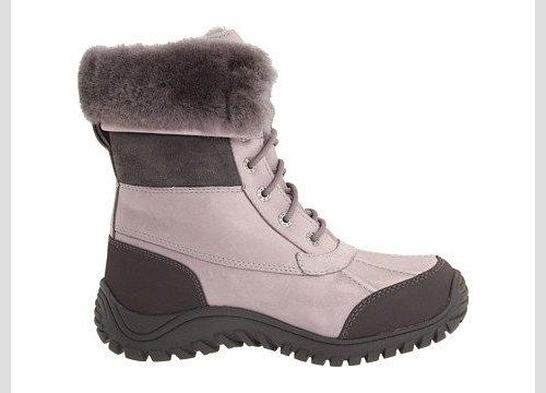 f0d47e018fa UGG Australia Women's Adirondack Boot II Grey - Size:12 (3052GREY ...