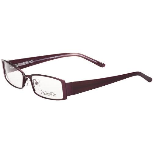 Stylemark Optical Essence Davina Women\'s Eyeglass Frames Purple 53 ...