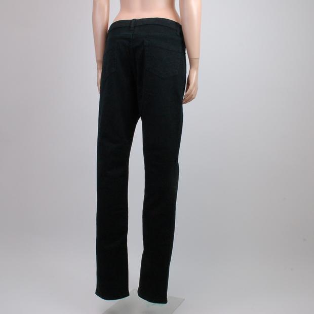Kenneth Cole Reaction Women s Skinny Leg Jeans Size 12 - Black ... 60bcd69fd