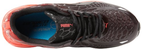 f0f58d43384 Puma Men s BioWeb Elite LTD Sneaker Running Shoes - Red Black- Size  ...
