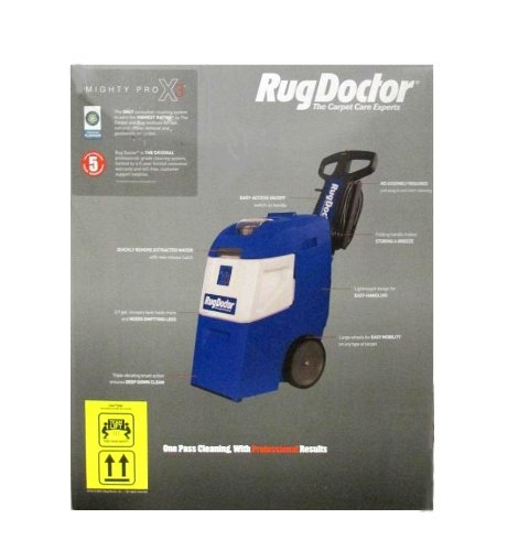 ... Rug Doctor Carpet Cleaner Mighty Pro X3   95504 ...