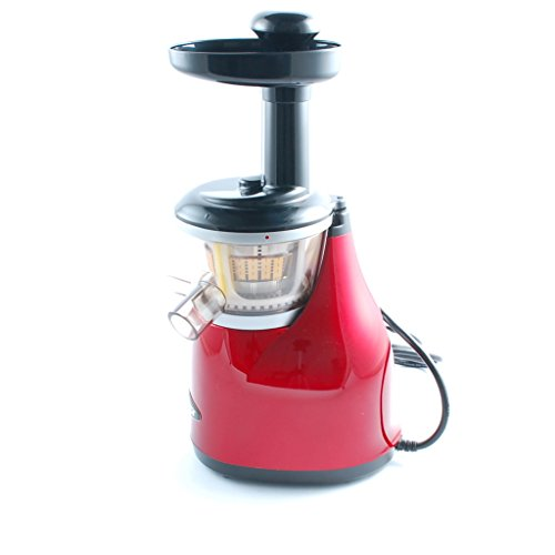 Omega vertical Masticating Juicer - Cinnamon Red (vRT350M) - Check Back Soon - BLINQ