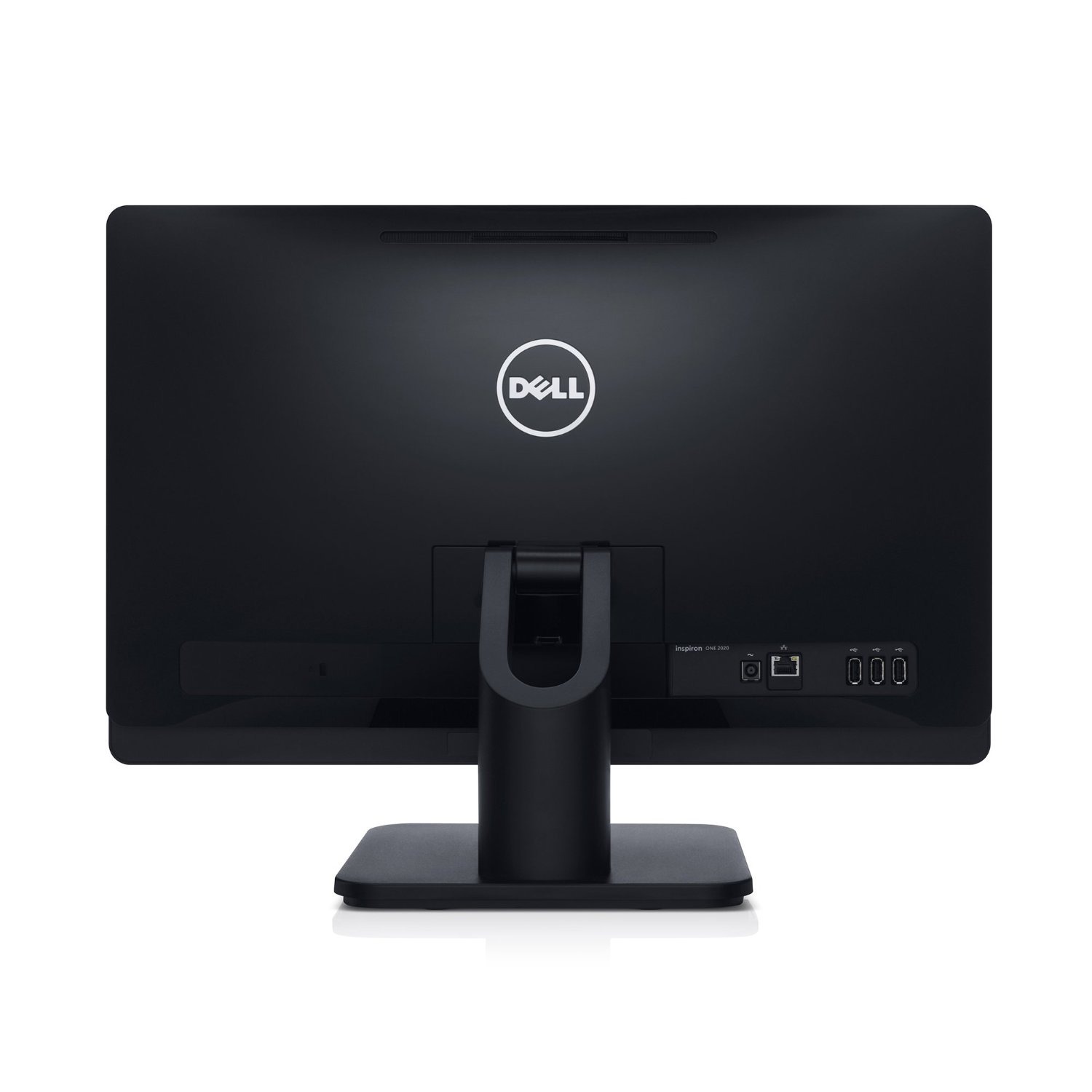 dell inspiron 20 touchscreen all in one desktop 4gb 500gb io2020 4668bk. Black Bedroom Furniture Sets. Home Design Ideas