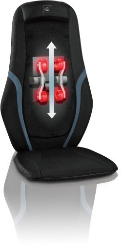 The Sharper Image Msg C210 Shiatsu Massage Cushion Check Back Soon