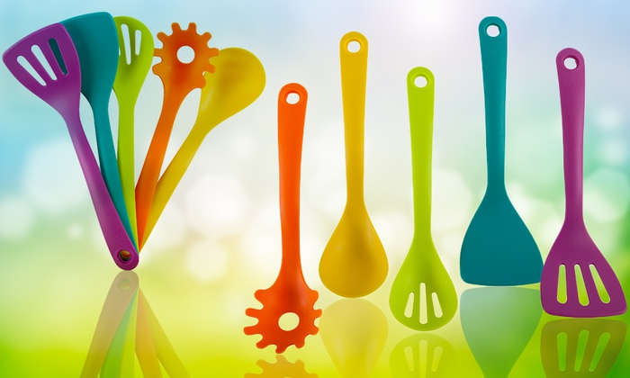 11531 Core Kitchen 5 Piece Snapping Utensil Set-Cairo - Check Back ...
