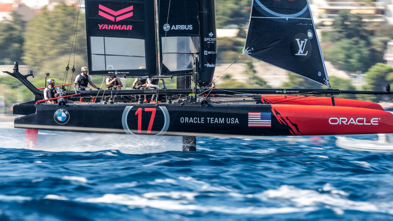 Toulon (FRA) - 35th America's Cup Bermuda 2017 - Louis Vuitton America's Cup World Series Toulon - Open Sail Day