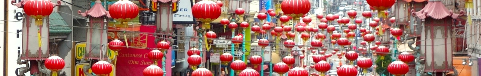 Chinatown Grant Ave