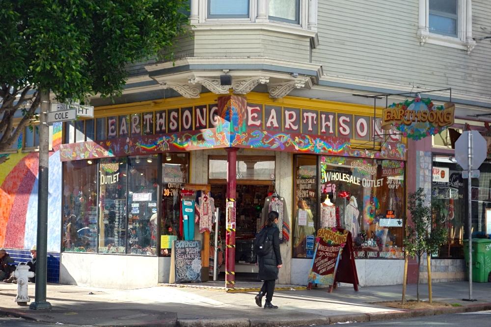 Haight Shop