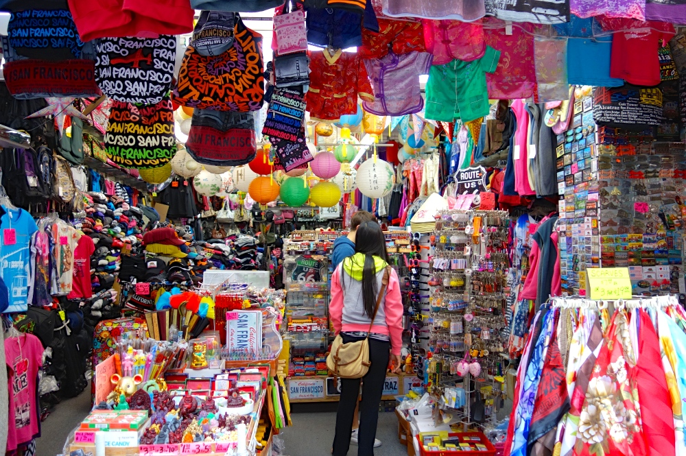 How To Shop in S.F.'s Chinatown