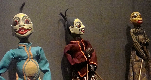 Asian Art Museum Doll
