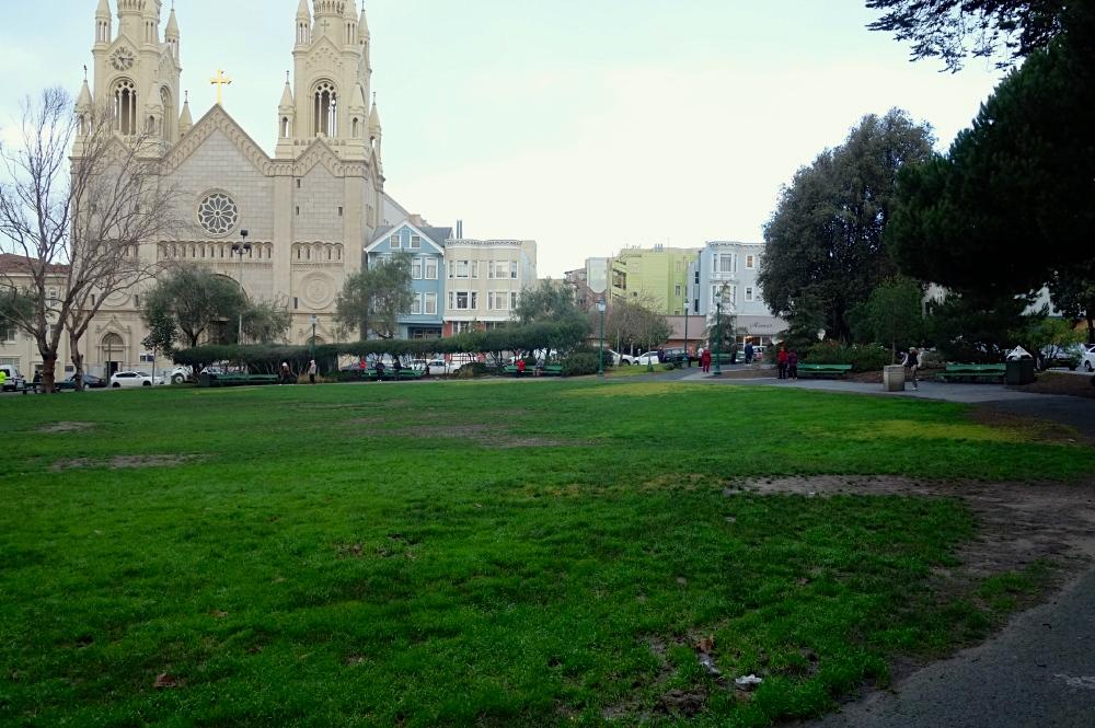 Washington Square Green Space