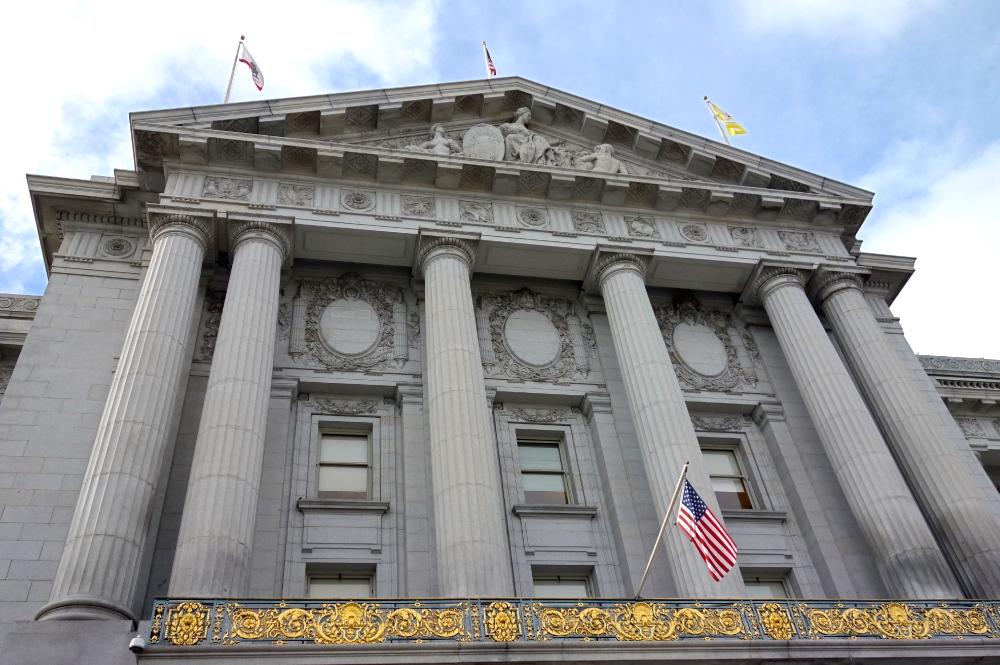 Facade of City Hall