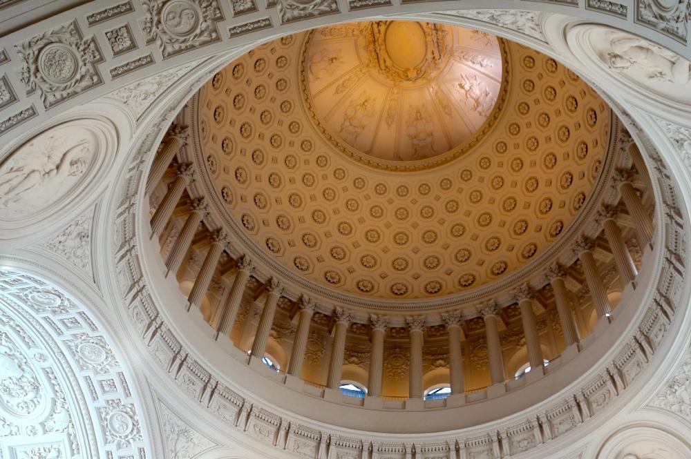 Inside the S.F. City Hall Dome