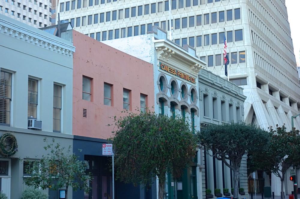 Jackson Square Historic District
