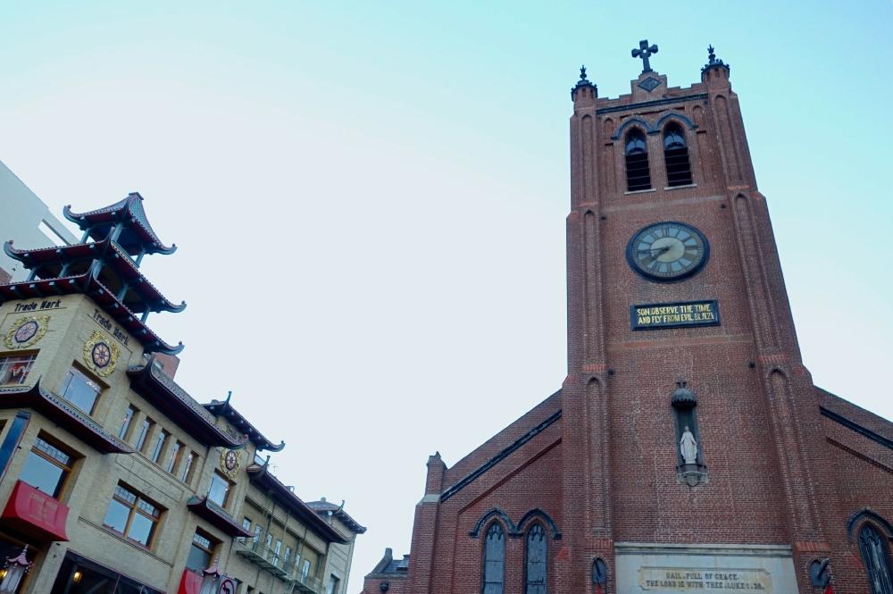 Chinatown Brick Church