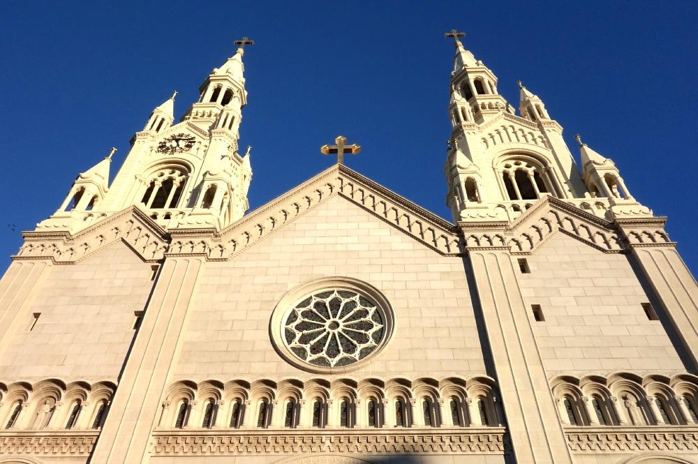 Saints Peter and Paul Church Facade