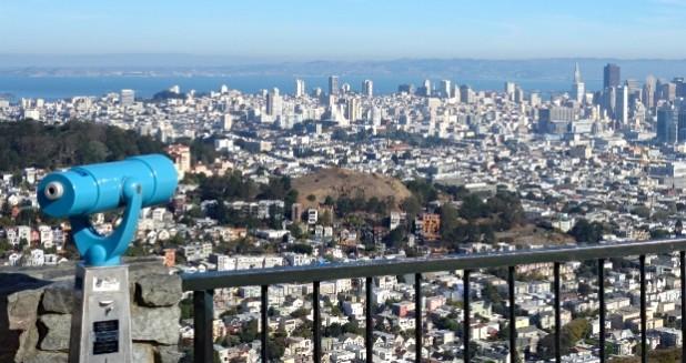 Twin Peaks Observation Deck