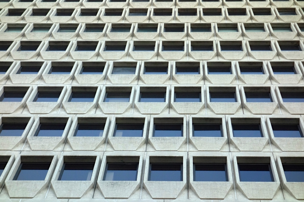 Pyramid Windows