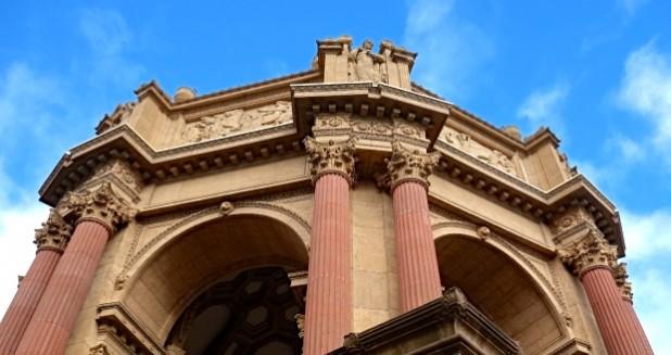 Palace of Fine Arts Facade