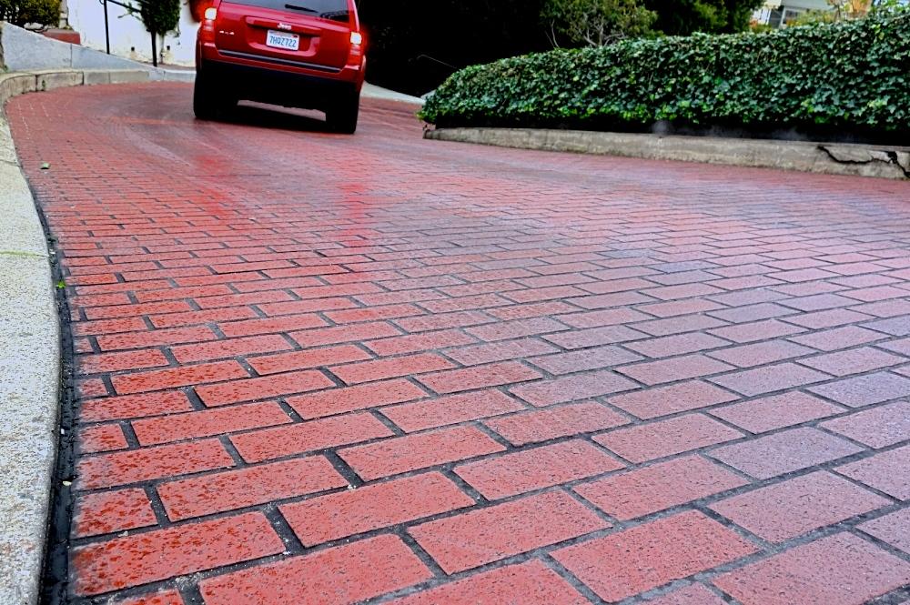 Lombard Street Brick