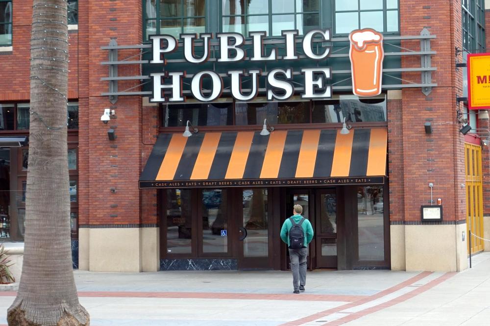 Public House Pregame