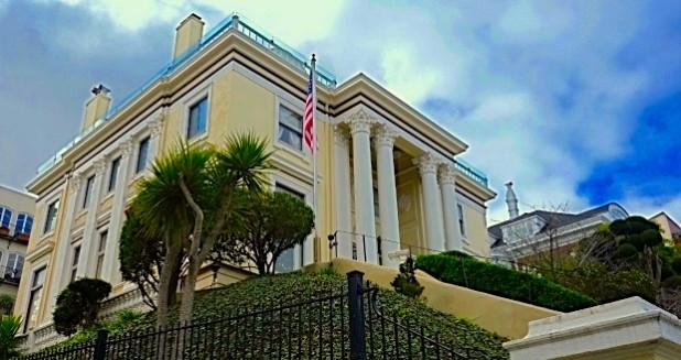 Billionaire's Row Pillar Mansion