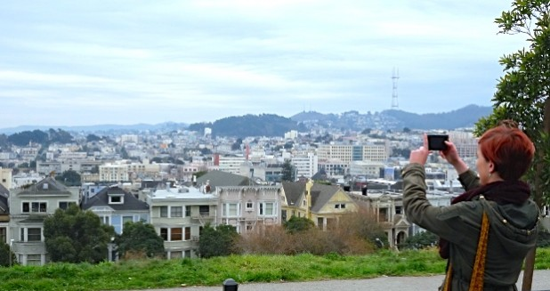 Pacific Heights Solo Traveler