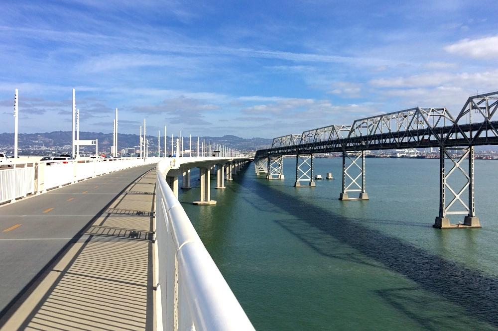 New vs Old Bay Bridge
