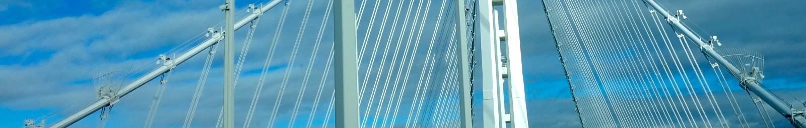 White Bridge San Francisco