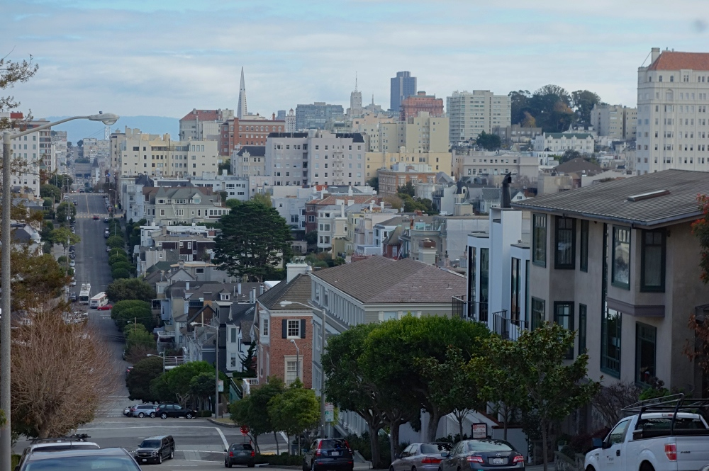 Pacific Heights Road