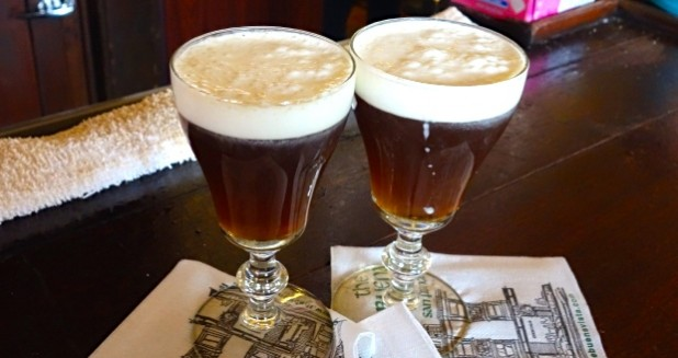 Irish Coffee Hangover Cure