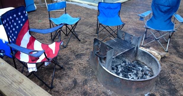 Orange Sky Camping Chairs