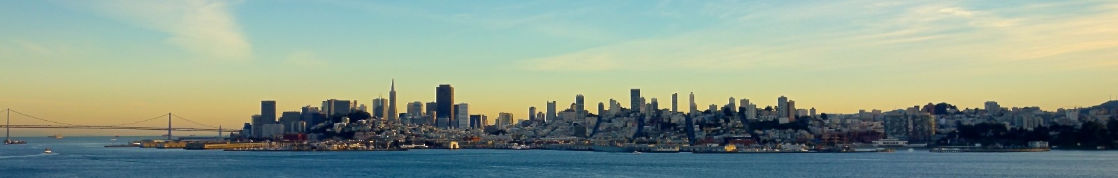 Orange Sky Adventures San Francisco Skyline