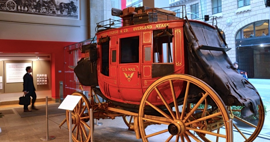 Wells Fargo Free Museum SF