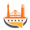 Orange Sky SF Logo