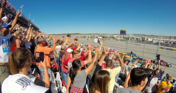 Talladega NASCAR Race