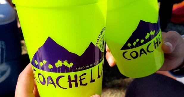 Best Food Coachella Camping