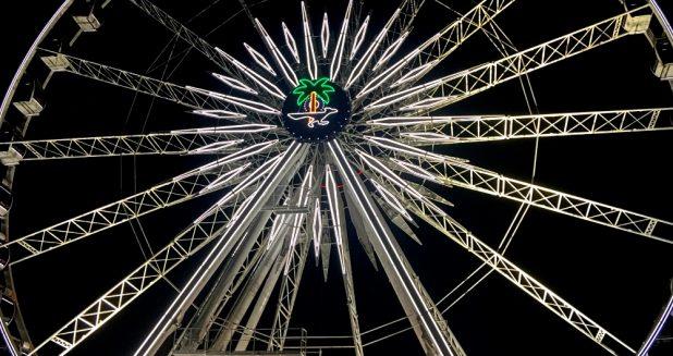 Coachella Wheel 2019