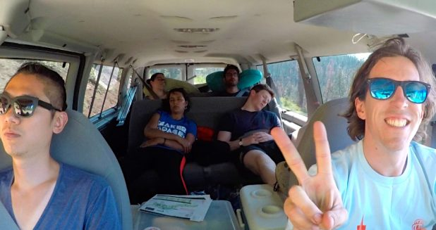 Coachella Road Trip With Friends